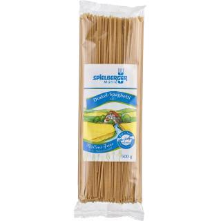 Dinkel Spaghetti hell