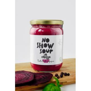 Rote Bete Suppe - No-Show-Soup