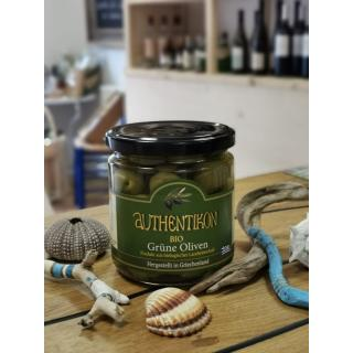 "Grüne Oliven ""Authenticon"""